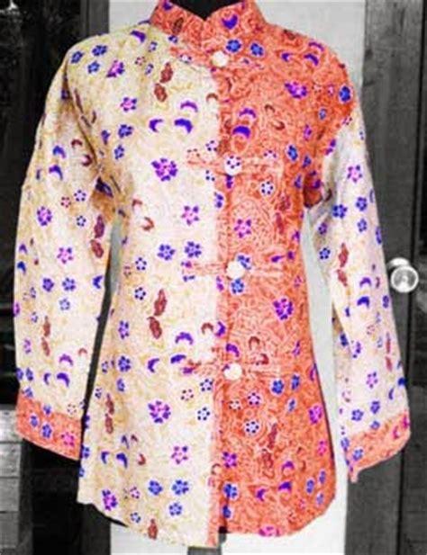 Batik Fashion Wanita Fs model baju batik wanita modern terbaru atasan kerja