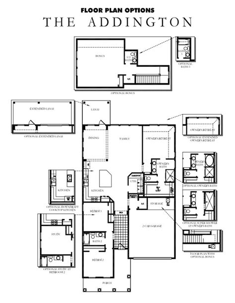 david weekley floor plans rivertown model david weekley homes the addington the