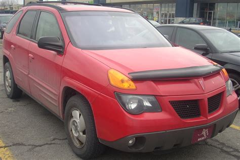 pontiac aztek red file 2001 pontiac aztek red jpg wikimedia commons
