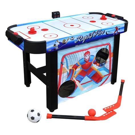 3 in 1 games table air hockey hathaway rapid fire 42 in 3 in 1 air hockey multi game