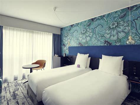 klimatisiertes bett hotel in mercure bastille antoine hotel
