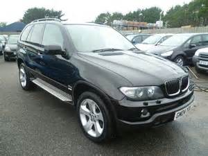 Used Bmw X5 Used Bmw X5 2004 Diesel 3 0d Sport 5dr Auto 4x4 Black With
