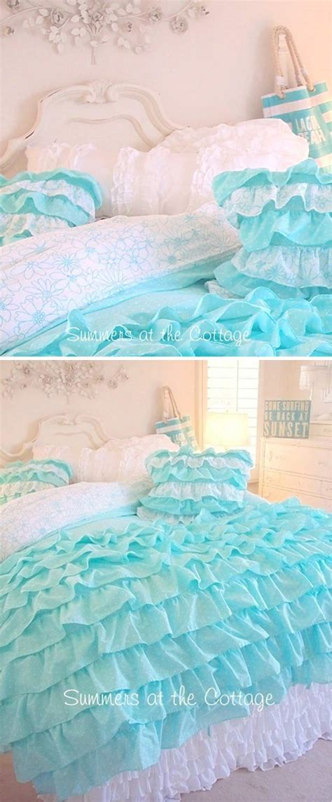 shabby chic bedding ideas diy projects craft ideas
