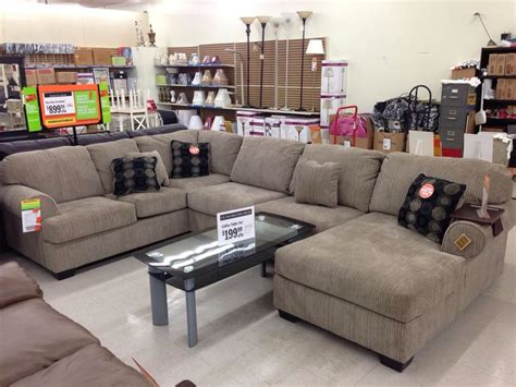 Big Lot Couches by Big Lots Sectional And I Actually Both Liked This