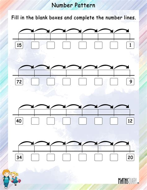 number pattern pinterest math patterns grade 5 worksheets number patterns math