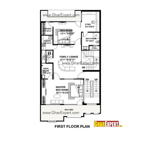 home design plans 30 60 house plan for 30 feet by 60 feet plot plot size 200