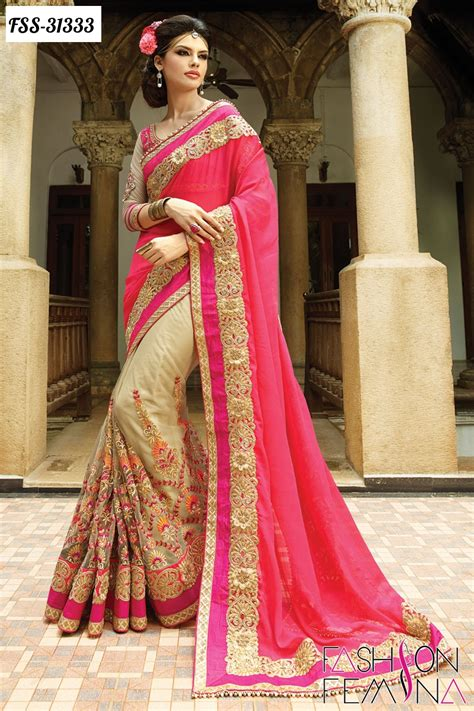 New Arrival Fashion 10 new arrival sarees designs 2016 collection in