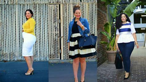 plus para asignaciones familiares 2016 moda para gorditas 2016 moda plus size youtube