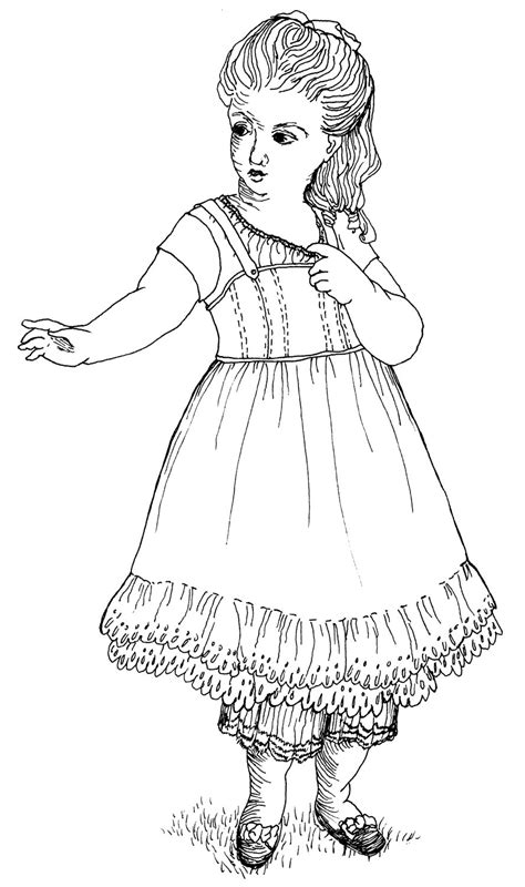 American Girl Doll Coloring Pages To Download And Print American Doll Coloring Pages To Print Free