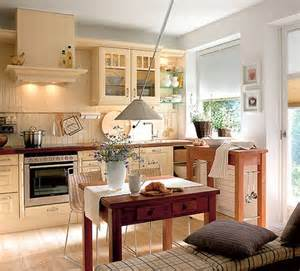 Kitchen Decorating Themes Home Steps To Create A Cosy Kitchen