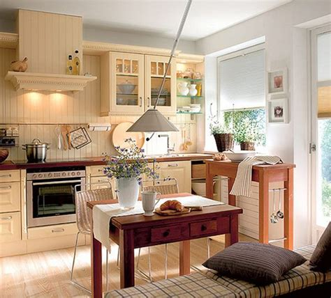 Kitchen Decoration Ideas by Steps To Create A Cosy Kitchen