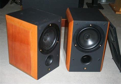 kef rdm 2 bookshelf speakers loudspeaker design