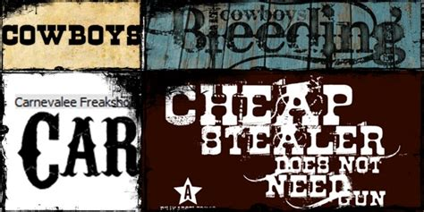 printable western fonts 35 free font files download western fonts