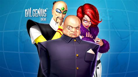 Evil Genius The World Simulation By