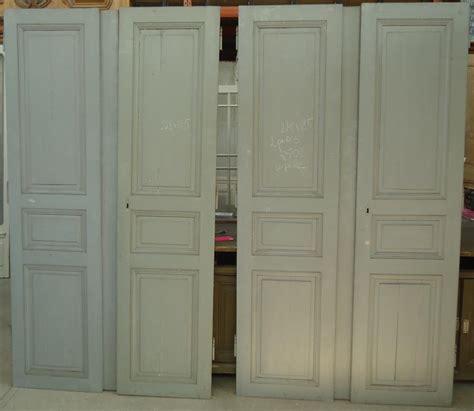 placard en pin xix eme vente de portes anciennes et