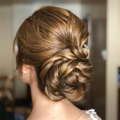 28 easy updos for hair 2019 trends