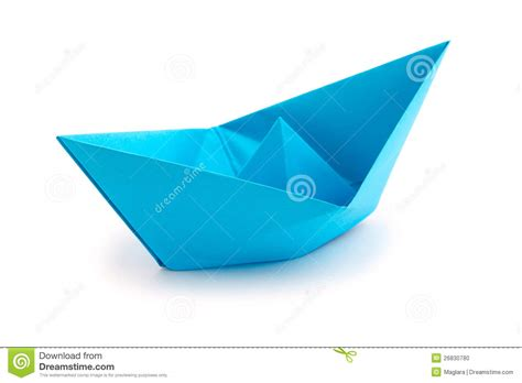 Origami Fishing Boat - timotty