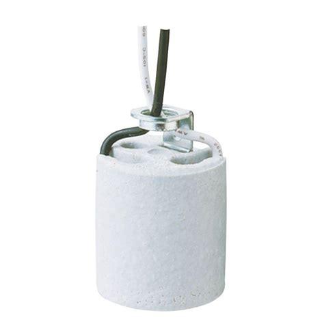 Westinghouse Porcelain Ceiling Fan Fixture Socket 7707700