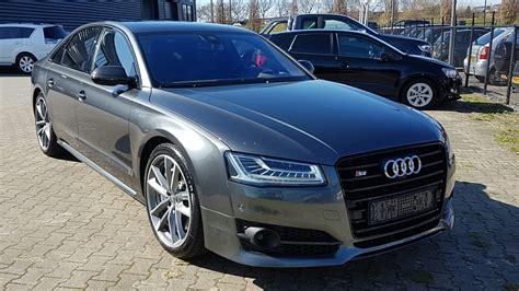 V8t Audi by Audi S8 Plus V8t 2017