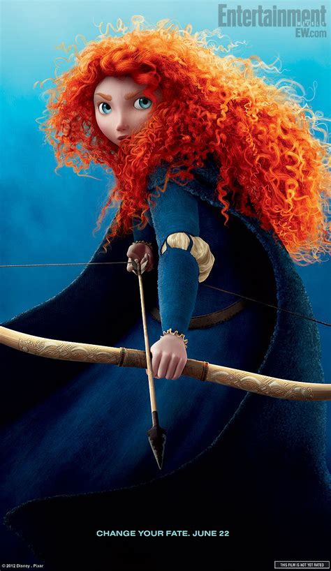 brave images up the amazing design of brave characters