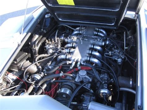 Lamborghini Countach Engine For Sale Bat Exclusive 1982 Lamborghini Countach Factory Fuel