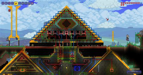 Types Of Rooms In A House pc post your 1 3 base here page 3 terraria