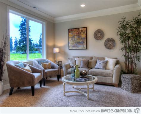 relaxing living room ideas 15 relaxing brown and tan living room designs