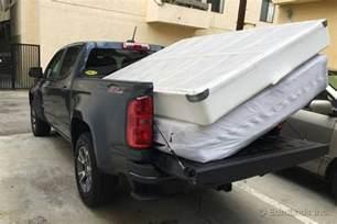 Chevrolet Colorado Bed Size 2015 Chevrolet Colorado Term Road Test Cargo Space