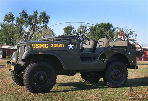 military jeep 1954 willys m38a1 military jeep jeeps m38 a1 vehicle willy