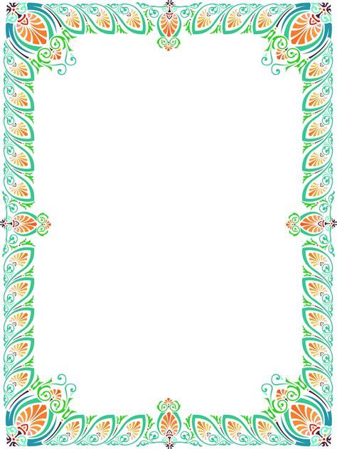 Kartu Ucapan Motif Batik pin of bingkai format cdr gratis free border undangan pelautscom on