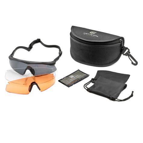 revision eyewear sawfly shooter s kit regular