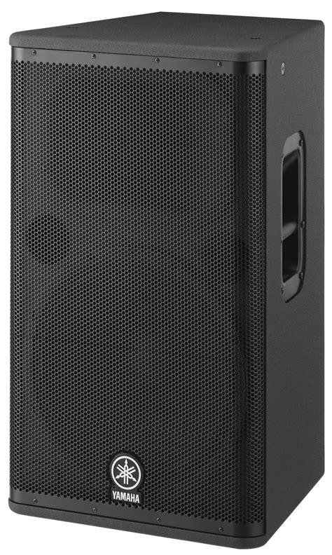 Speaker Yamaha 15 Inch yamaha dsr115 850 watt 15 inch powered speaker