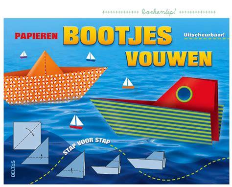 hoe vouw ik een bootje papieren bootjes vouwen