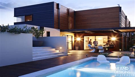 contemporary house designs australia grand designs australia clovelly house completehome