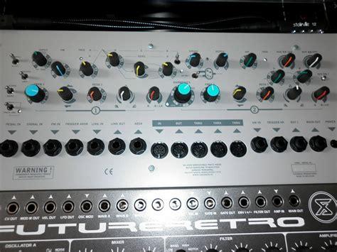 sherman filter bank sherman filterbank v2 rack image 380024 audiofanzine