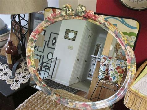 decoupage mirror ideas 215 best images about decoupage ideas on
