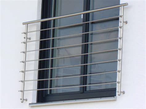 geländersysteme verzinkt gel 228 nder edelstahlgel 228 nder handlauf balkon edelstahl