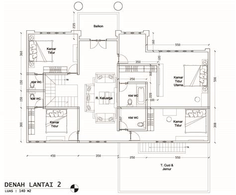 gambar layout rapat redesain tak depan rumah bpk zuwanda multidesain arsitek
