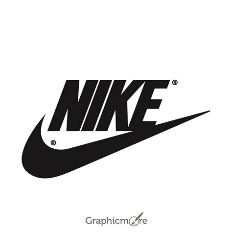 design a nike logo nike vector logo design graphicmore download free graphics