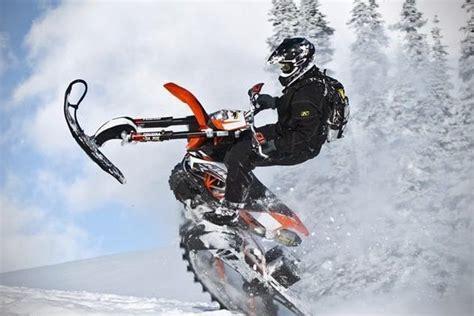 TIMEBERSLED MOUNTAIN HORSE DIRT BIKE SNOW KIT   Men's Gear