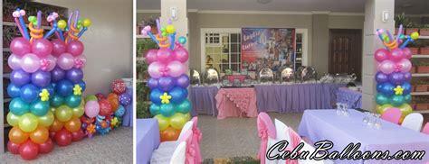 Kung Souvenir Rok Rainbow Five Pink 2 hawaiian decors for a debut cebu balloons and supplies