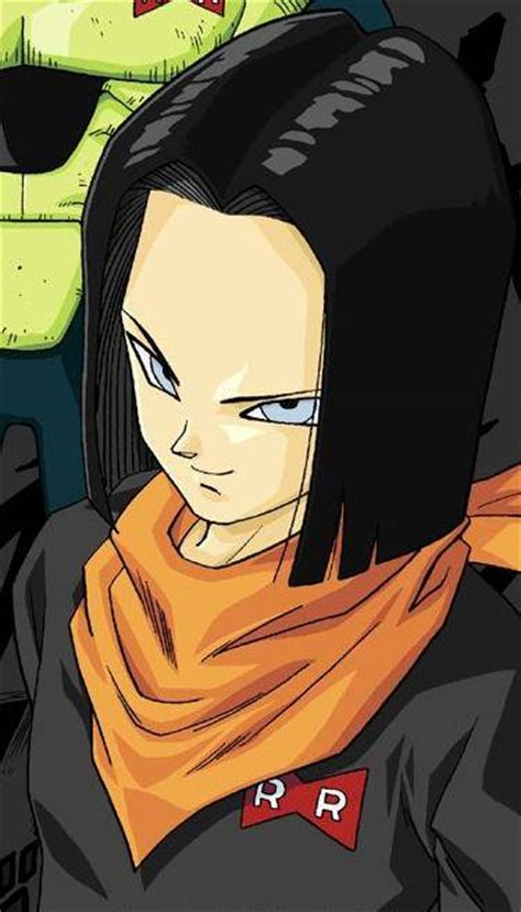 Will Android 17 Come Back by Android 17 Character Comic Vine