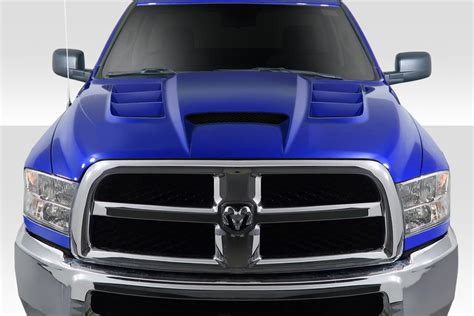 Dodge Ram Upgrades : Dodge Ram Front Grilles and Accessories