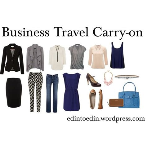 Business Wardrobe Essentials by 17 Best Ideas About Business Travel On