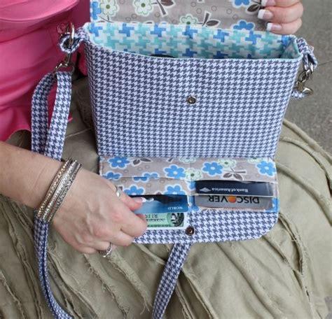 paper bag making pattern madison wallet bag paper pattern