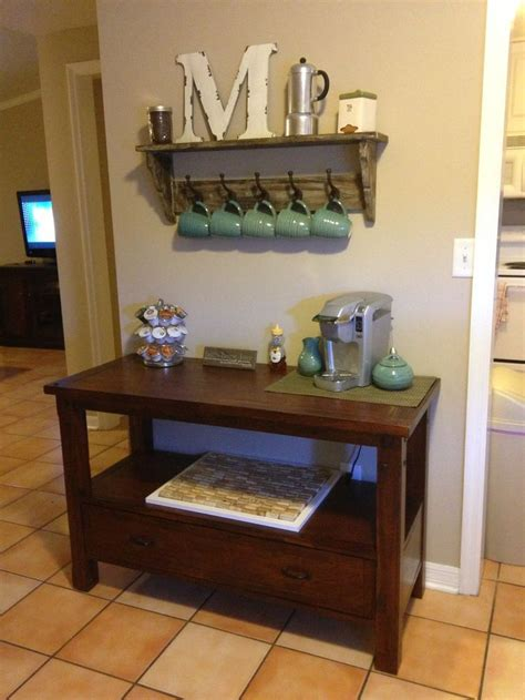 coffee nook ideas 176 best coffee center ideas images on pinterest coffee
