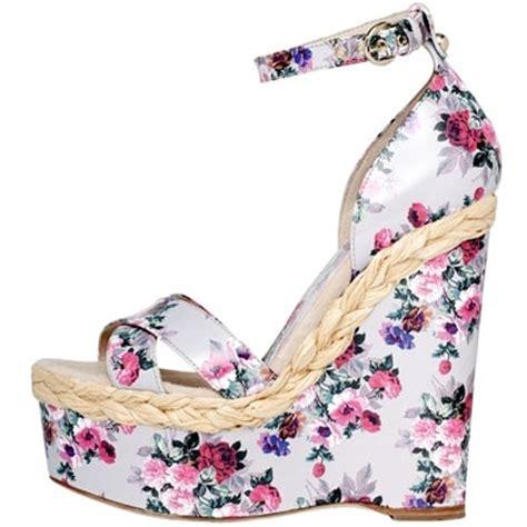 co de fiori scarpe zeppe estate 2011 d g scarpe prezzi