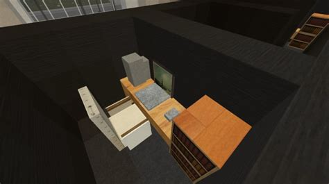Minecraft Office Interior by Office Building Interior Operation Realism Minecraft Project
