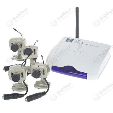 buy wireless ultra mini 4 channel surveillance