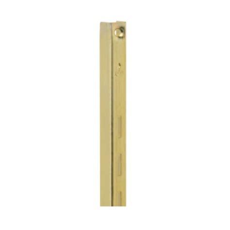 knape and vogt kv 80 steel standard brass 24 quot 80 br 24